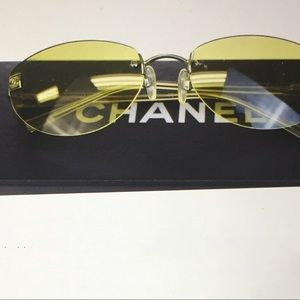 🆕 Chanel CC Logos Trendy Sunglasses 😎